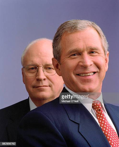 from Canaan dick cheney and bush