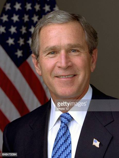 George Walker Bush 43rd President of the United States and 46th Governor of Texas