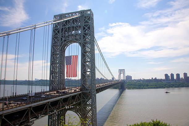 George Washington Bridge, New York/New Jersey Wall Art
