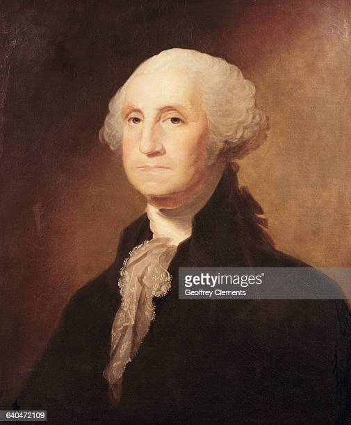 George Washington by Gilbert Charles Stuart