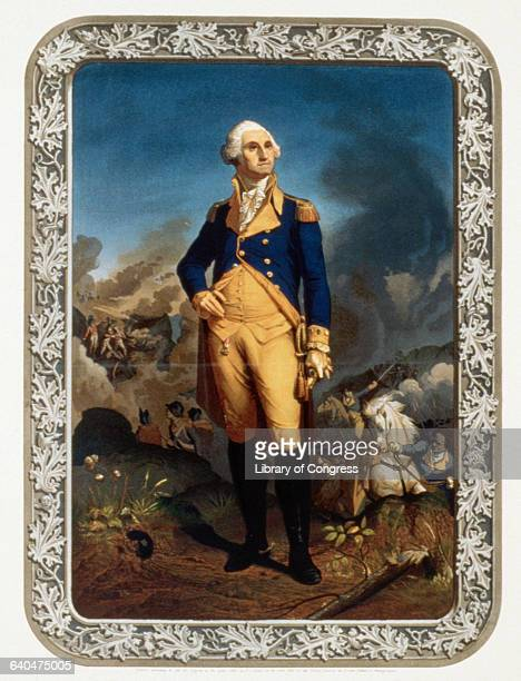 George Washington by P S Duvall