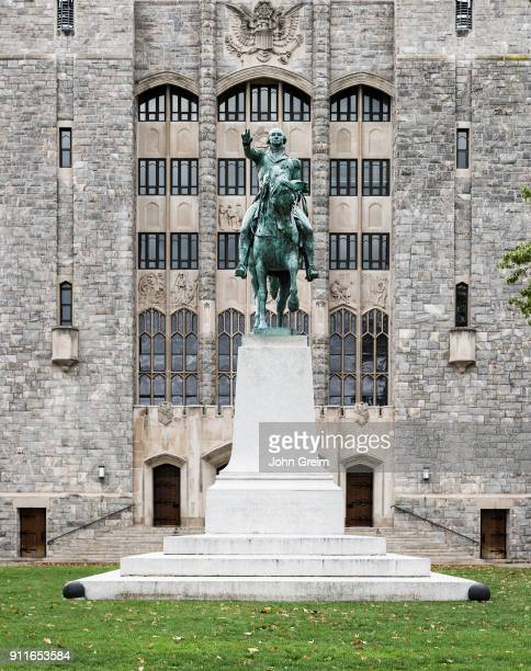 George Washington Monument West Point Military Academy