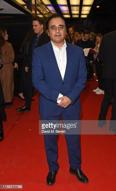 George Waud attends a special screening of An Accidental Studio at The Curzon Mayfair on March 27 2019 in London England