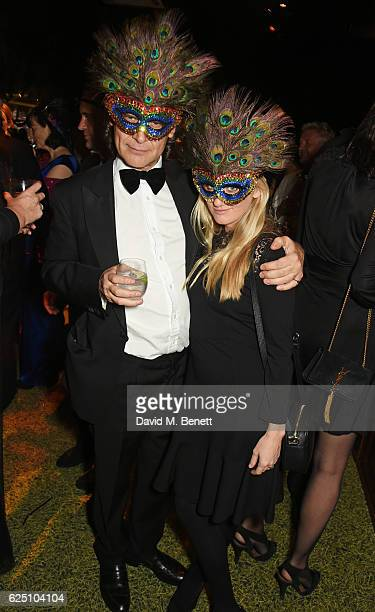 George Waud attends The Animal Ball 2016 presented by Elephant Family at Victoria House on November 22 2016 in London England