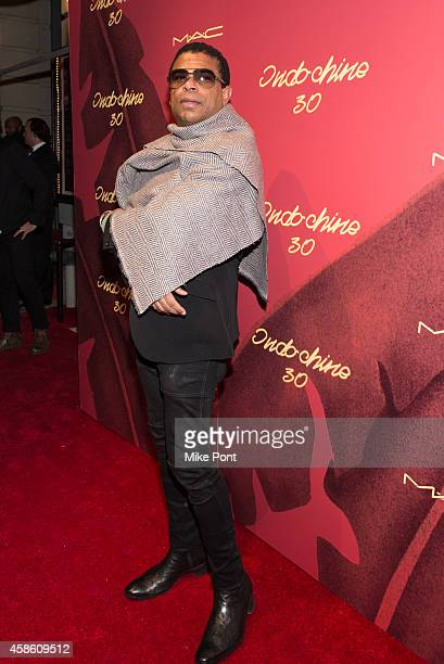 George Wayne attends Indochine's 30th Anniversary Party at Indochine on November 7, 2014 in New York City.