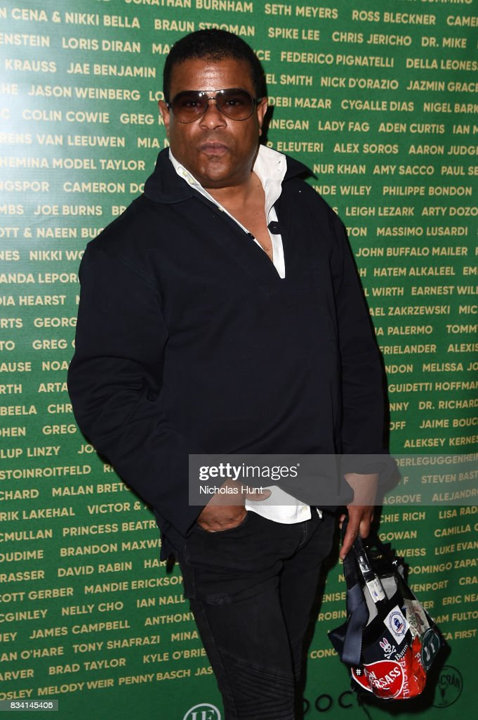 George Wayne host his Annual Downtown 100 Party at Hotel Chantelle on August 17, 2017 in New York City.