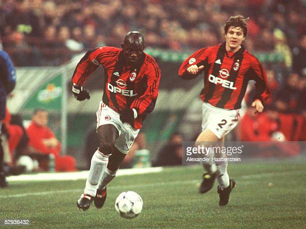 George WEAH/AC MAILAND - EINZELAKTION -