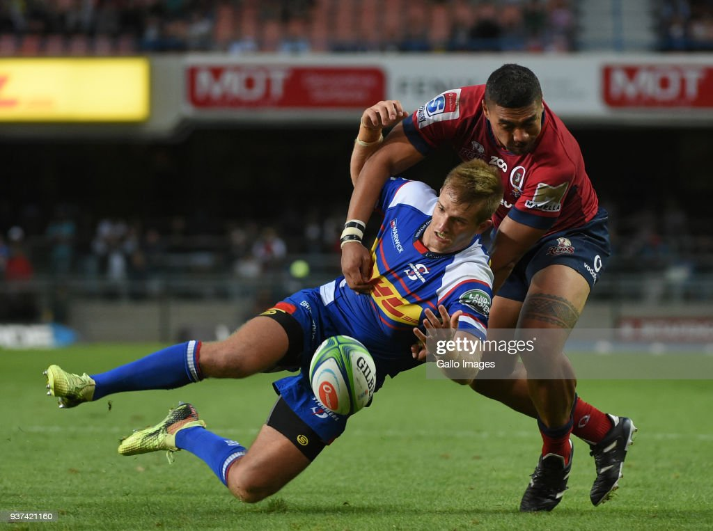 Super Rugby Rd 6 - Stormers v Reds