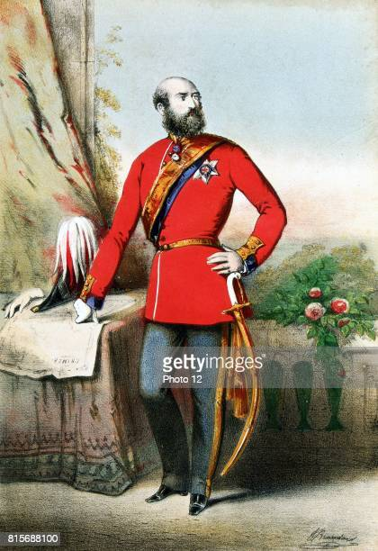 George William Frederick Charles 2nd Duke of Cambridge cousin of Queen Victoria Commanded division in Crimea 1854 Field Marshal 1862 CinC British...