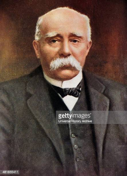 Georges Benjamin Clemenceau The French Premier who led his country to the final victory in the First World War Clemenceau served as the Prime...