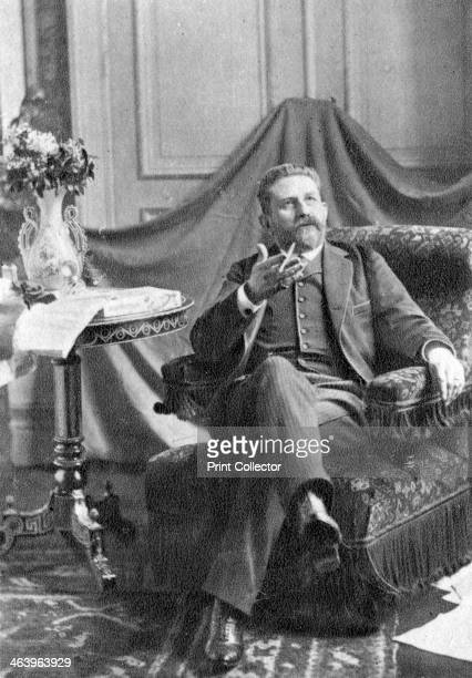 Georges Boulanger, French general and politician, 1891. A reactionary politician, Boulanger gained great popularity in the second half of the 1880s,...