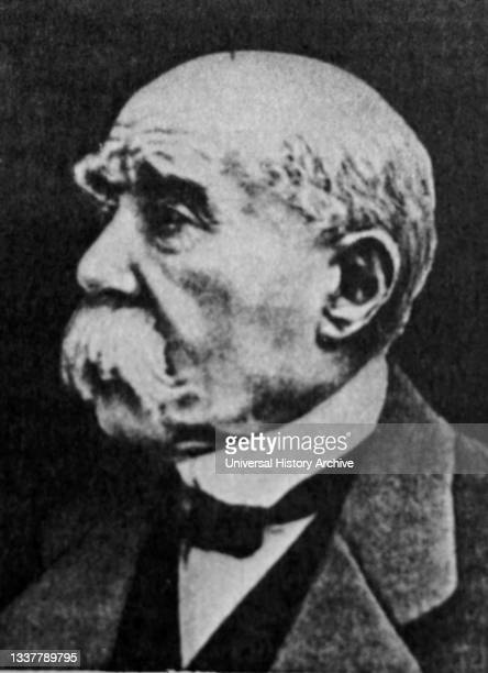 Georges Clemenceau . French prime minister in 1906-1909 and in 1917-1920.