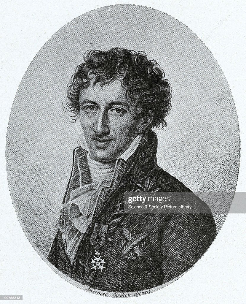 Georges Cuvier (1769-1832). Pictures | Getty Images