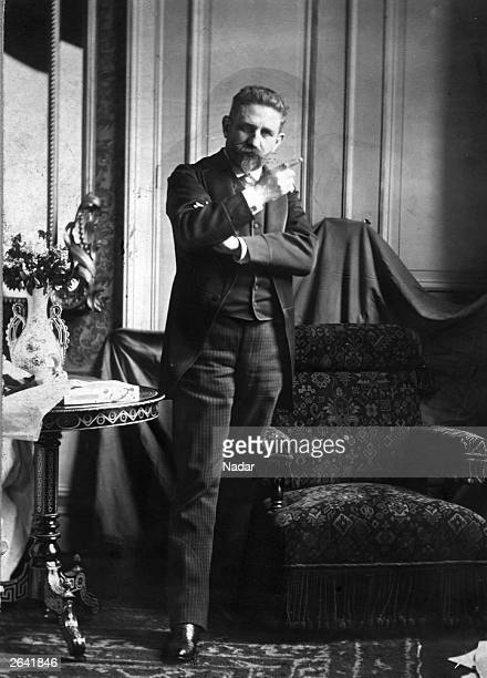 Georges Ernest Jean Marie Boulanger popular French statesman