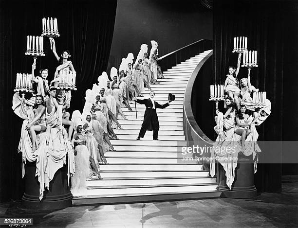 Georges Guetary singing I'll Build a Stairway to Paradise in the 1951 film An American in Paris