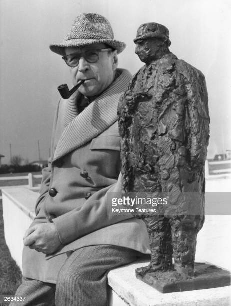 Georges Joseph Christian Simenon Belgian-born French novelist, best remembered for more than 100 novels featuring the pipe smoking detective called...
