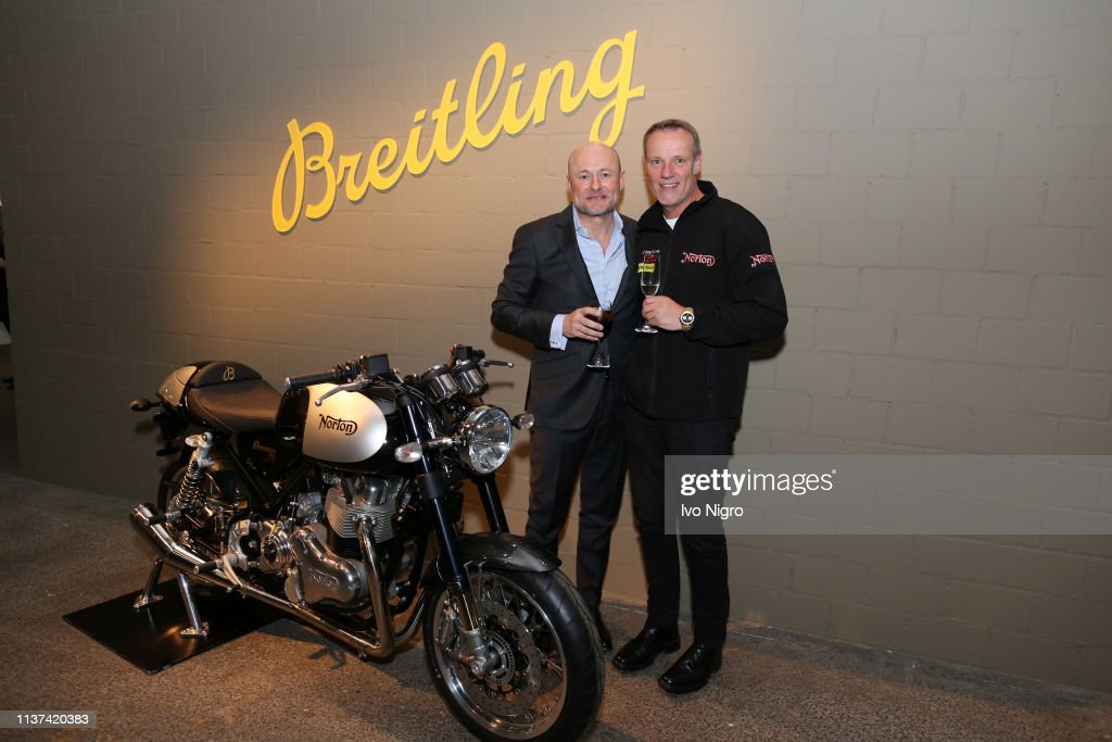 CHE: Breitling Baselworld Summit 2019