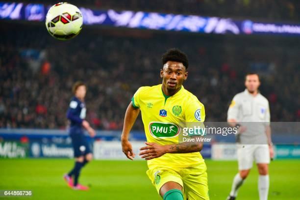 Georges Kevin NKOUDOU Paris Saint Germain / Nantes 1/8Finale Cupe de France Photo Dave Winter / Icon Sport