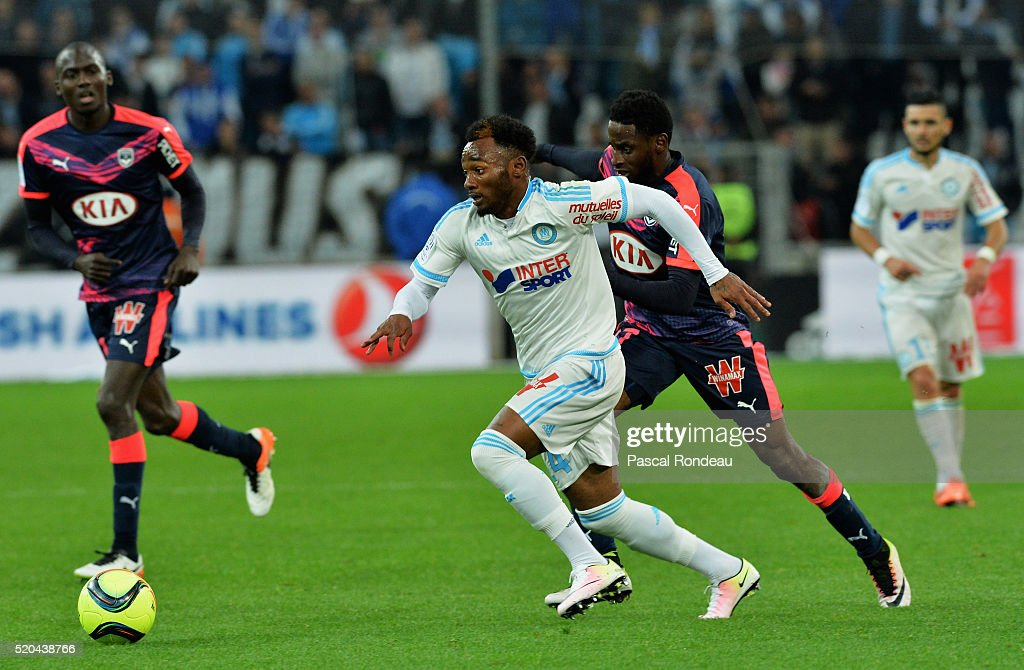 Olympique de Marseille v FC Girondins de Bordeaux  Ligue 1 : News Photo