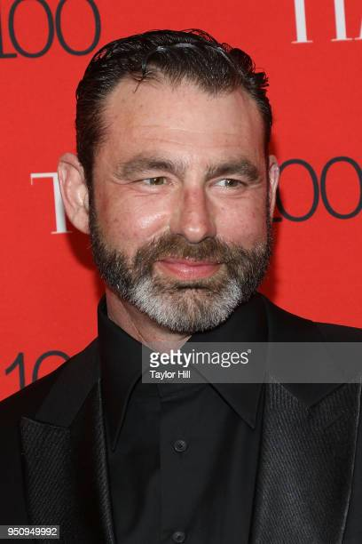 Georges LaBar attends the 2018 Time 100 Gala at Frederick P Rose Hall Jazz at Lincoln Center on April 24 2018 in New York City