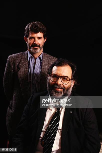 Georges Lucas works in collaboration with Francis Ford Coppola on the film Tucker producing the film that Coppola directs