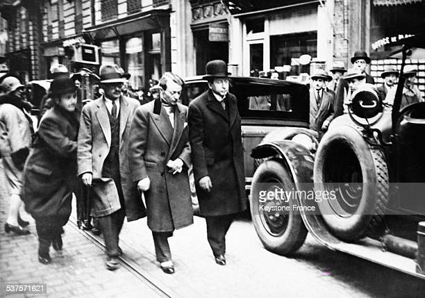 Georges Mandel French politician in France circa 1930