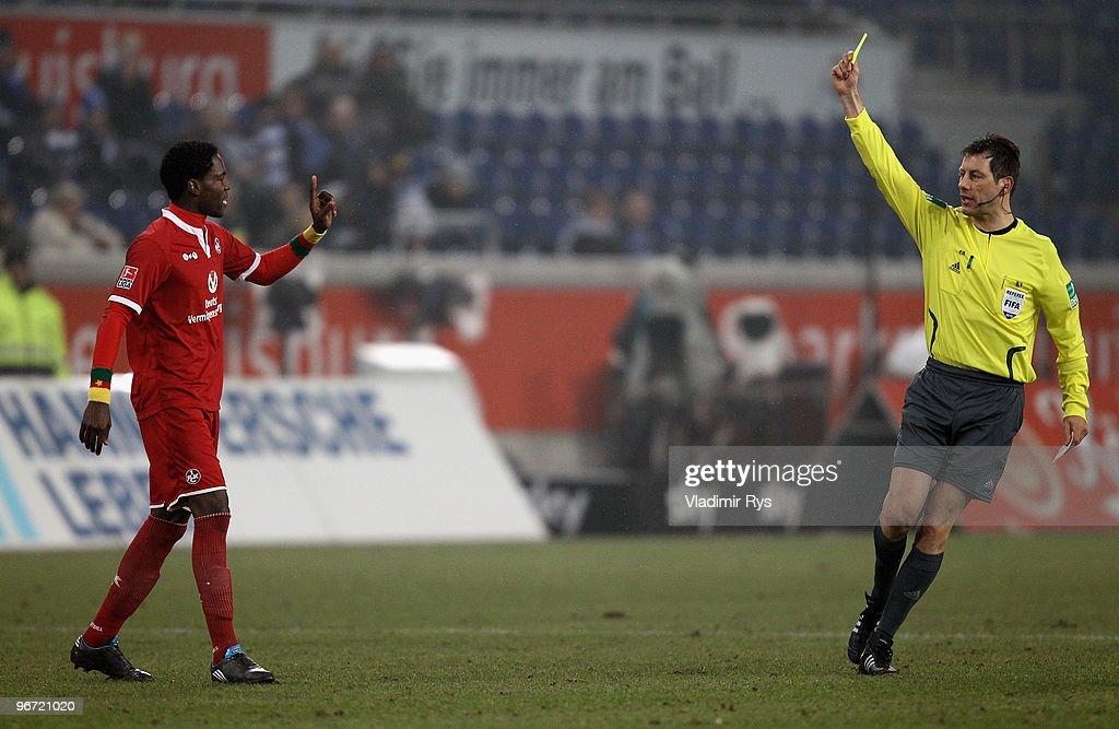 MSV Duisburg v 1. FC Kaiserslautern - 2. Bundesliga