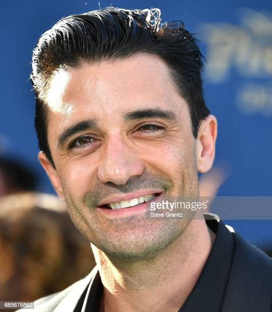 Georges Marini arrives at the Premiere Of Disney's Pirates Of The Caribbean Dead Men Tell No Tales at Dolby Theatre on May 18 2017 in Hollywood...