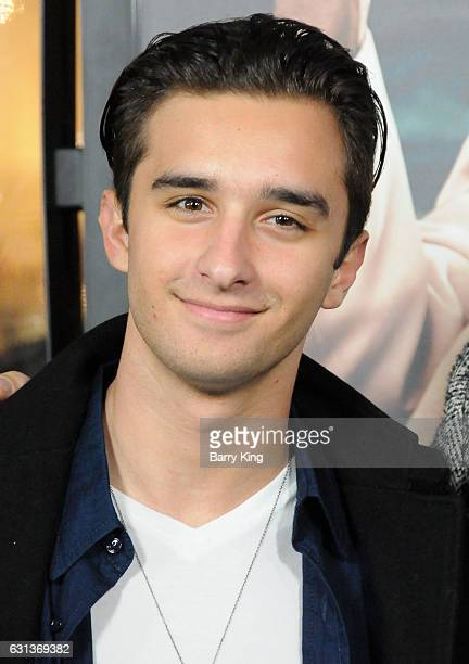 Georges Marini attends the premiere of Warner Bros Pictures' 'Live By Night' at TCL Chinese Theatre on January 9 2017 in Hollywood California