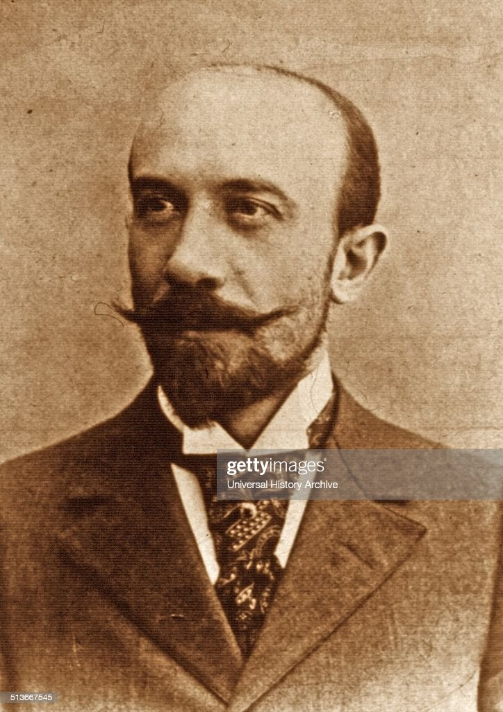 Georges Méliès. : News Photo