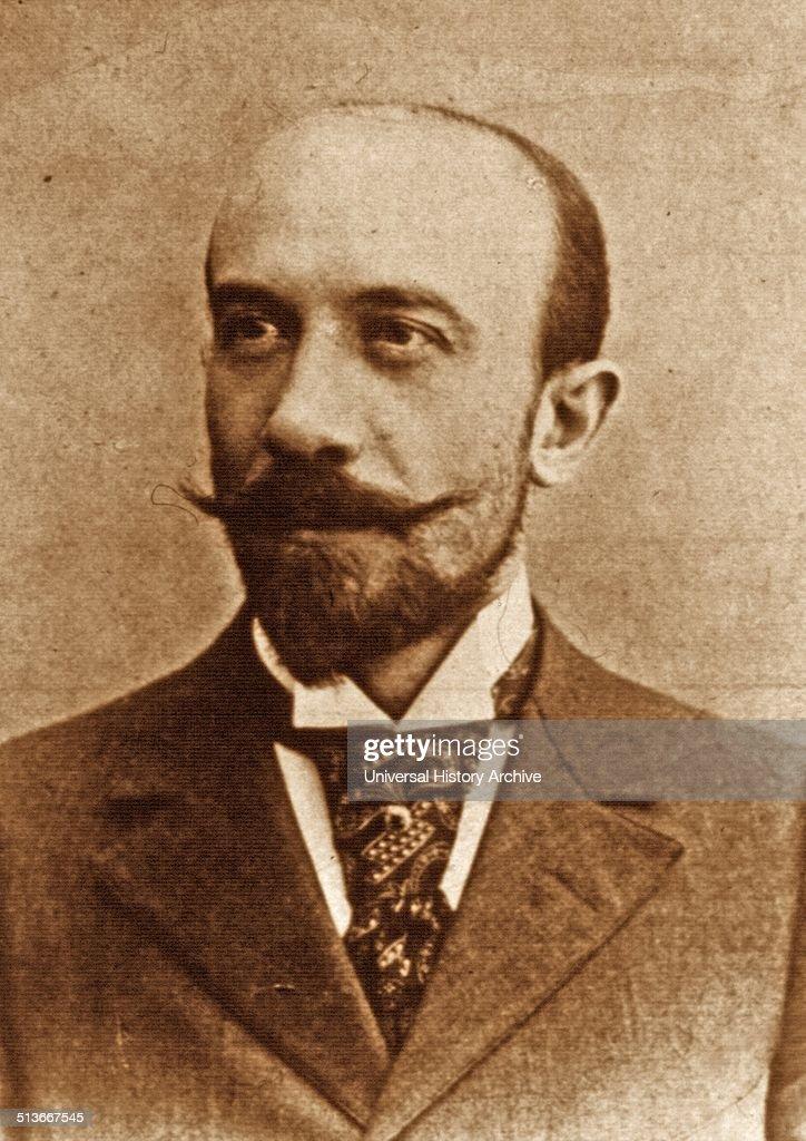 Georges Méliès. : Nachrichtenfoto
