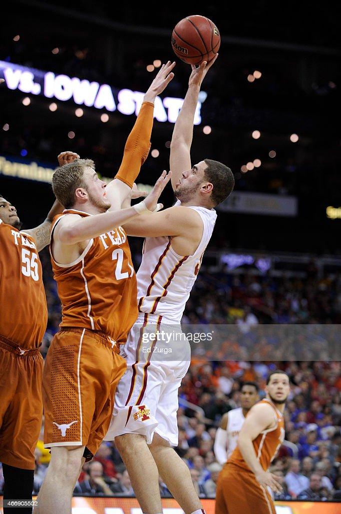 Big 12 Basketball Tournament - Quarterfinals