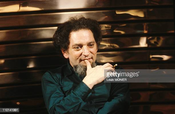 Georges Perec in France in 1978