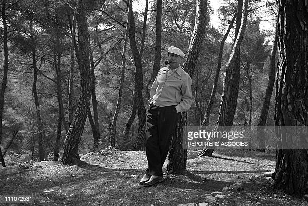Georges Simenon in France