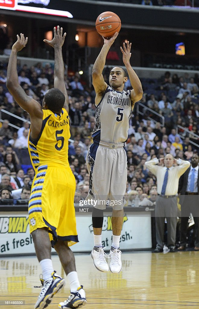 Marquette v Georgetown Basketball