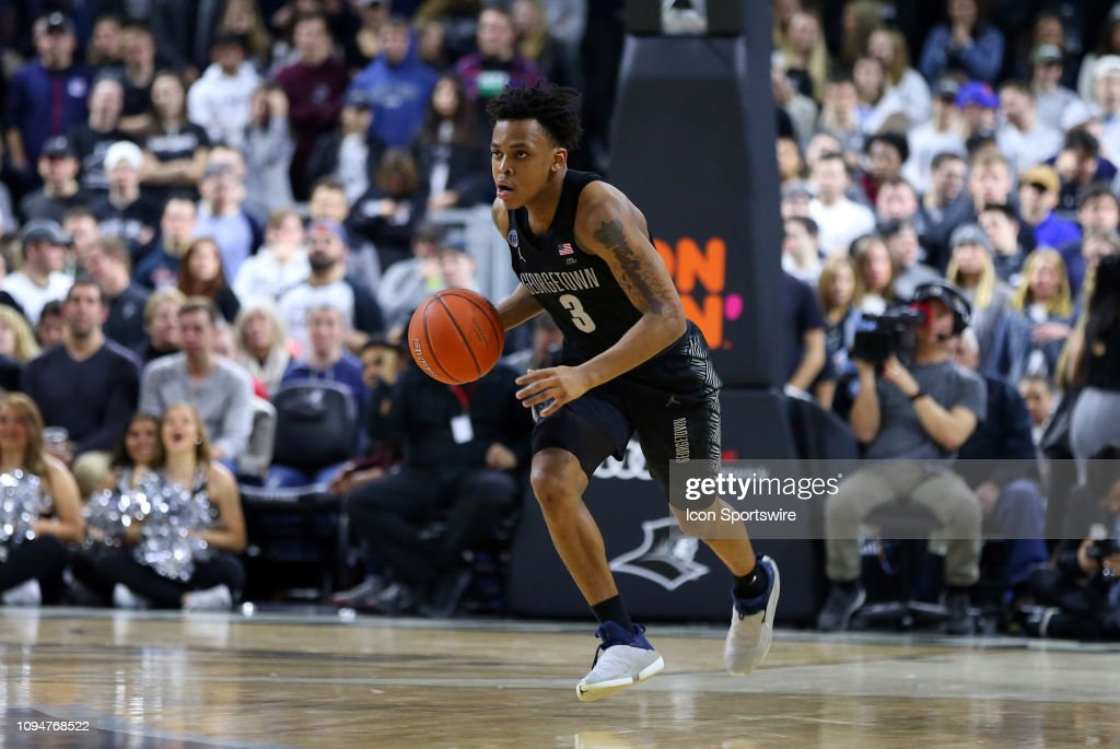 COLLEGE BASKETBALL: FEB 06 Georgetown at Providence : News Photo