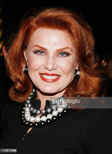 Georgette Mosbacher at the 150th Anniversary of Atlantic Magazine on November 8 2007 in New York City