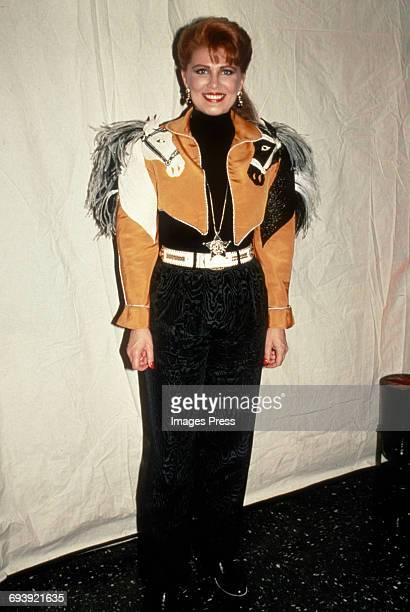 Georgette Mosbacher circa 1989 in New York City