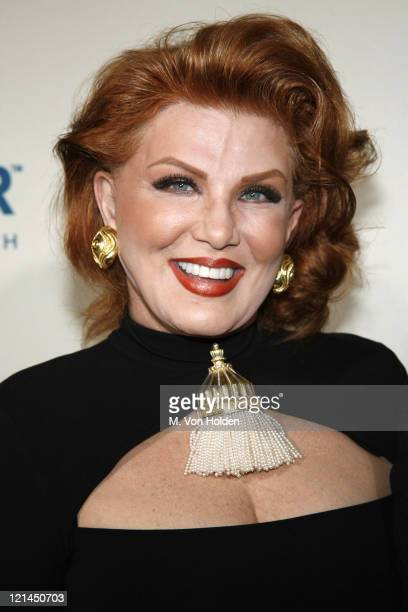 Georgette Mosbacher during Cipriani Concert Series Lionel Richie at Cipriani Wall Street in New York NY United States