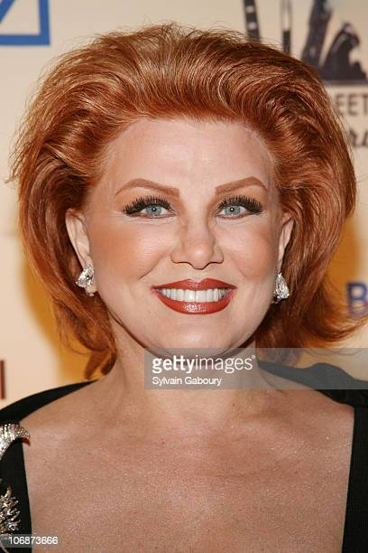 Georgette Mosbacher during Gloria Estefan kicked off the 2006 Cipriani Deutsche Bank Concert Series benefiting AmFAR at Cipriani Wall Street at 55...