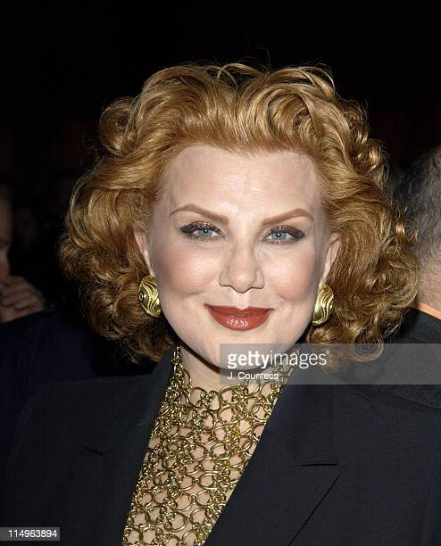 """Georgette Mosbacher during Peter Bart's """"Dangerous Company"""" Book Release Party at Four Seasons Hotel in New York, New York, United States."""