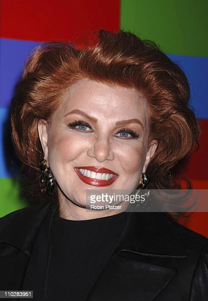 "Georgette Mosbacher during ""Thank You For Smoking"" New York Premiere - Inside Arrivals - March 12, 2006 at Museum of Modern Art in New York City, NY,..."
