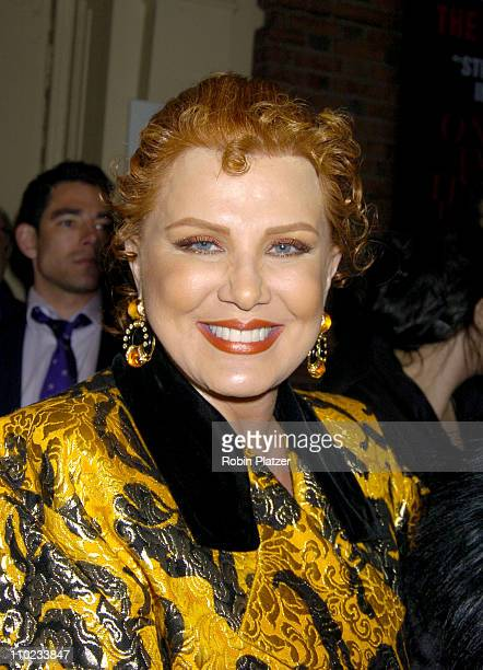 """Georgette Mosbacher during The Broadway Opening of """"Julius Caesar"""" starring Denzel Washington - April 3, 2005 at The Belasco Theatre and Gotham Hall..."""