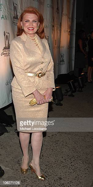 Georgette Mosbacher during The Cipriani Wall Street Concert Series Presents The Series Finale Beyonce at Cipriani Wall Street in New York City New...