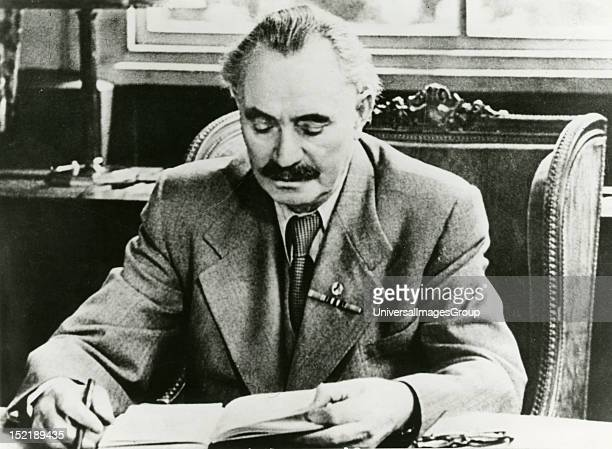 Georgi Dimitrov Mikhaylov also known as Georgi Mikhaylovich Dimitrov was a Bulgarian Communist politician He was the first Communist leader of...