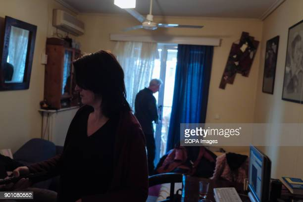 Georgia and her husband Panagiotis mortgaged their home for a loan meant to give life to their restaurant When the crisis hit Greece they had to...