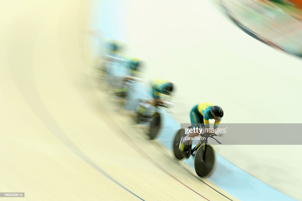 Cycling - Track - Olympics: Day 8 : News Photo