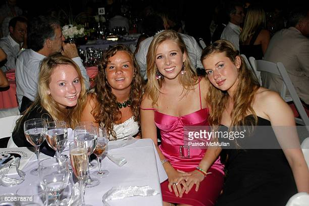 Georgia Berry Evans Parker Kegel Haley Willis and attend The 49th Annual Summer Party ON THE TOWN to Benefit SOUTHAMPTON HOSPITAL Emergency Services...