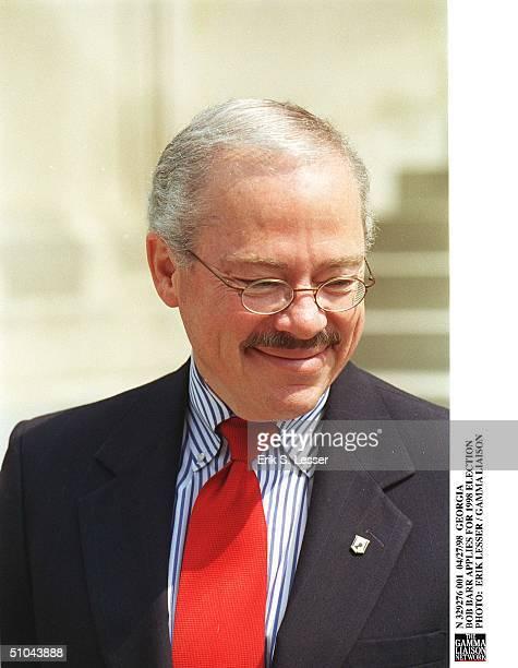 Georgia Bob Barr Applies For 1998 Election