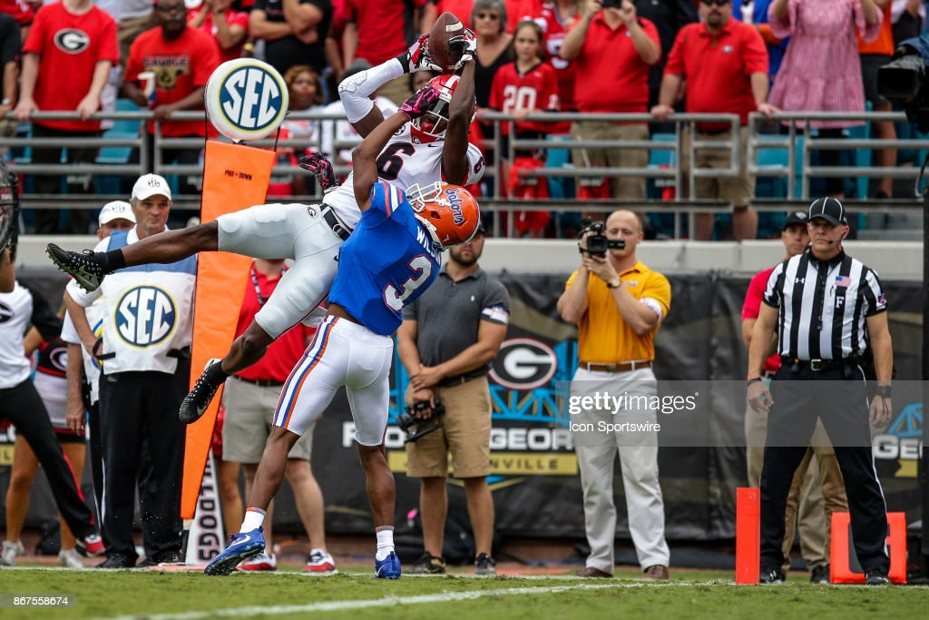 COLLEGE FOOTBALL: OCT 28 Georgia v Florida Pictures | Getty Images